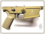SCAR Enhanced Alloy Lower • FN Magazine FDE