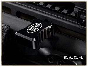 SCAR Enhanced Angled Charging Handle